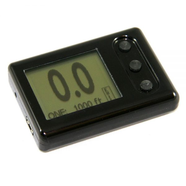 Alti-2 Atlas is an electronic Altimeter with Digital Display which can be used as either an Audible or Visual Alti.