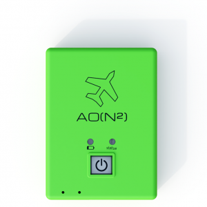 AON2 Pebbles Audible Altimeter