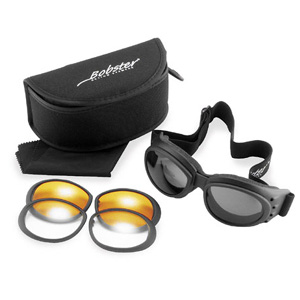 Cruiser Goggles Interchangeable Lenses