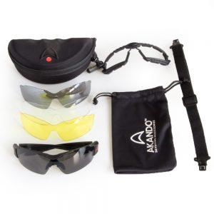Akando Extreme 3 Goggles