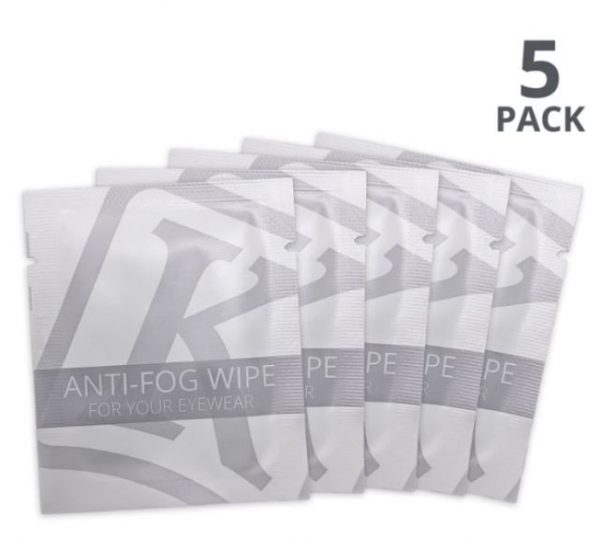 Kroop Anti Fog Wipes
