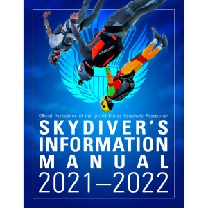 Skydivers Information Manual 2021/2022